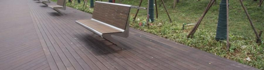 Strand Woven Bamboo Decking | T B O  Ltd